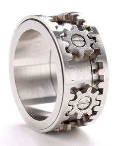 Master Horologer: Kinekt Gear Ring – Union of Style and Complexity