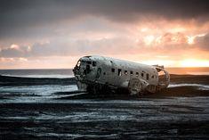 Abandoned U.S. Navy aircraft. Sólheimasandur beach Iceland. [OC] [60164016] landscape Nature Photos