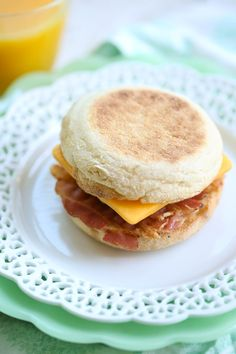 This failproof method for breakfast sandwiches will lead to perfect breakfast sandwiches every time that you can eat right away or freeze for future use!