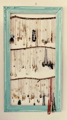 old picture frame ideas - Google Search