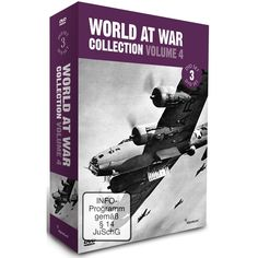 World At War Collection Vol.4 DVD boxset - Click picture for details