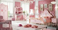 princess bedroom - Google Search