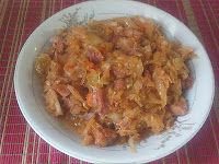 Polský bigos Macaroni And Cheese, Chicken, Meat, Ethnic Recipes, Food, Beef, Mac And Cheese, Meals, Yemek