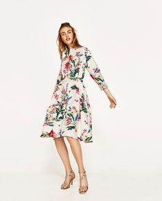 来自Zara的SHIRT DRESS的图片1