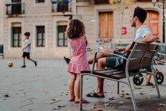 Plaça de la Concòrdia, Les Corts, Barcelona - by Ben Holbrook