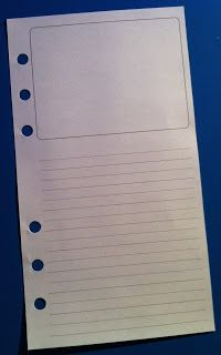 FREE PRINTABLE: Filofax storyboard pages to print (I use this for a lot of things)