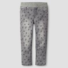 Toddler Girls' Skinny Jeans Gray Wash - Cat & Jack™ : Target