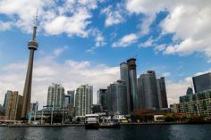 Toronto Skyline - http://www.1pic4u.com/blog/2014/09/10/toronto-skyline-2/