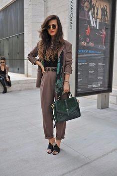 Look! Street style! 0
