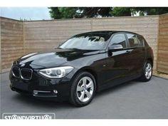 BMW 116 d preços usados
