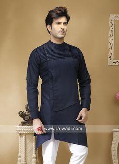 Round Neck Mens Kurta #rajwadi #menswear #mensfashion #suit #FeelRoyal #Menskurta#Menskurta #kurtas #stylish #dapper #designer