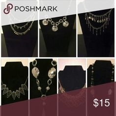 Necklace& Earrings Set All styles Jewelry Necklaces
