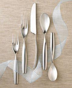 "Yamazaki ""Swivel"" Stainless Flatware Collection - Flatware & Silverware - Dining & Entertaining - Macy's#fn=SHOW#fn=SHOW"