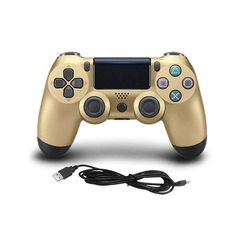 For Game Controller USB Wired Gamepad Controller For Sony Playstation 4 DualShock Vibration Controller Joystick Gamepad Xbox, Br Games, Mundo Dos Games, Best Pc Games, Ps4 Controller, Nintendo Switch, Usb, Consumer Electronics, Bluetooth