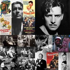 """Once described as """"the most complete gentleman of the cinema"""" Ronald Colman (1891-1958) became a major star without the benefit initially of his greatest gift his speaking voice. Destined for the stage from an early age with his ambition sidetracked due to WWI service serious injury followed by discharge and his stage career began. First in the UK and then touring America on the stage he would enjoy success on Broadway. Transitioning to silent film lead to his first major role opposite…"""