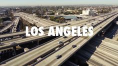 This drone video is special. Not just in the wide lens it casts on Los Angeles—capturing everything from obvious landmarks (Griffith Park, the Hollywood sign, the Santa Monica Pier) to lesser-known. Los Angeles Area, Downtown Los Angeles, Drones, Video Clips, Aerial Footage, Griffith Park, Exploration, Hollywood Sign, Abs Workout For Women