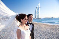 """Polubienia: 316, komentarze: 2 – Dubai Wedding Photographers (@dubai_wedding_photographer) na Instagramie: """"Our #amazing couple Mahnaz & Nima on #prewedding #session in #Dubai #BurjAlArab #hotel Wedding…"""""""