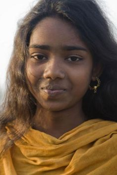 Bangladeshi girl in the south of the country | Bangladeshi people | Bangladesh