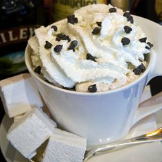 A day on the slopes is best finished with a piping-hot mug of chocolate at Aspen's The Little Nell.