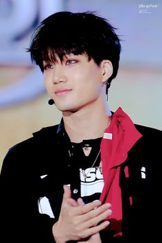 Wishing he was able to promote 'LOTTO' with the boys right now. Get well soon, Jong In ❤
