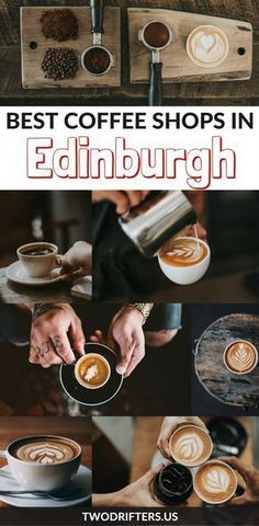 Best Coffee Shops in Edinburgh (With WiFi) Craving coffee in Edinburgh? These Scotland coffee shops will keep you caffeinated---plus there's WiFi! Scotland Travel Guide, Ireland Travel, Europe Destinations, Europe Travel Tips, Travel Articles, European Travel, Travel Guides, Travel Plan, The Road
