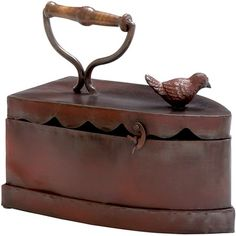 I pinned this Oiseau Decorative Iron from the Rustic & Refined event at Joss and Main!