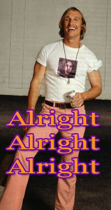 Famous Dazed and Confused Quotes Dazed And Confused Characters, Dazed And Confused Soundtrack, Dazed And Confused Quotes, Logan Lerman, Shia Labeouf, Amanda Seyfried, Matthew Mcconaughey Movies, Movie Quotes, Movies