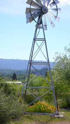 Wind Power at Parducci.  #organic, #biodynamic, #green, #sustainable, #eco, #ecofriendly, #natural, #wine, #vineyard, #windpower