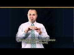 Australian Sign Language - Auslan