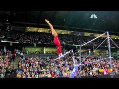 [HD] Gabrielle Douglas - Uneven Bars - 2012 Kellogg's Pacific Rim Championships