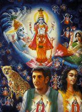 """""""...EU sou a Superalma, ó Arjuna, situado no coração de todas as entidades vivas..."""