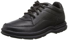 Find Rockport Men's World Tour Classic online. Shop the latest collection of Rockport Men's World Tour Classic from the popular stores - all in one Classic Sneakers, All Black Sneakers, Black Shoes, Men's Shoes, Shoes Sneakers, Sneakers Fashion, Fashion Shoes, Mens Walking Shoes, Winter Outfits Men