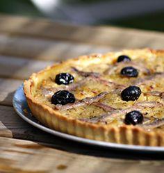 Pissaladière, la recette d'Ôdélices : retrouvez les ingrédients, la préparation, des recettes similaires et des photos qui donnent envie !