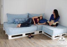 Sofa pallet
