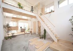 Alts Design Office, Kofunaki House   #hometour #japanese #interiordesign