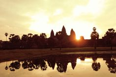 Highlights, Celestial, Sunset, Blog, Outdoor, Cambodia, Asia, Travel Advice, Sunsets