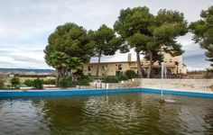 Hotel Rural Castillo de Biar (Finca Fanecaes)