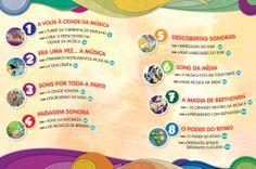 A MAGIA DA MÚSICA Ensino Fundamental I - 1º ano Editora Ludo/Curitiba-PR