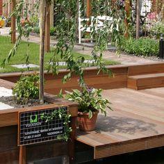 tuin met vlonder aan water - Google zoeken