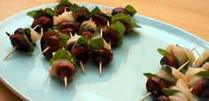 Easy Peasy Canapes
