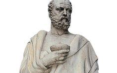 Ο πατήρ της Ιατρικής, Ιπποκράτης. Ancient Greece, Past, Sculpture, Statue, World, Temples, Philosophy, Legends, Ancient Egypt