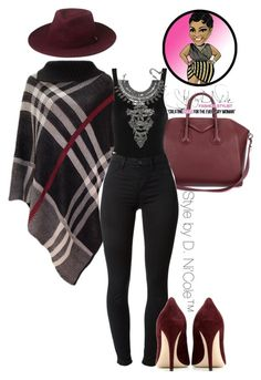 A fashion look from November 2015 featuring rib tank, wrap poncho and denim skinny jeans. Browse and shop related looks. Classy Outfits, Chic Outfits, Fashion Outfits, Womens Fashion, Fashion Trends, Fall Winter Outfits, Autumn Winter Fashion, I Love Fashion, Fashion Looks