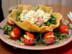 Καλαθάκι παρμεζάνας Food Network Recipes, Food Processor Recipes, Cooking Recipes, Easy Recipes, Weight Watchers Pasta, The Kitchen Food Network, Happy Foods, Salad Bar, Recipe Images