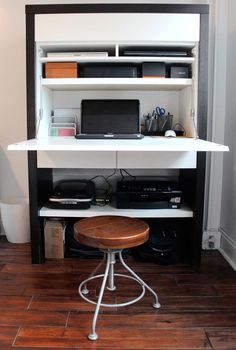 These days, few areas are as easy to scale down as a home office - with smart phones, tablets, ultrabooks and laptops abounding, you could likely work comfortably in even the smallest of spaces. Seeing as small offices call for small office solutions, we've rounded up twelve items that can be found in miniature sizes. Click pic for products.