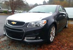 2014 Chevy SS showed up on a rainy November day so our day is getting a bit brighter! http://www.herndonchevy.com/VehicleDetails/new-2014-Chevrolet-SS-4dr_Sdn-Lexington-SC/2119678263