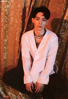 #EXO #EXO_LOTTO #CHEN Lotto Photobook