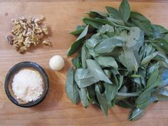 Fava Leaf Pesto