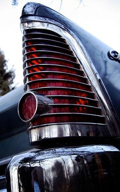 1965 Lincoln Tail Light
