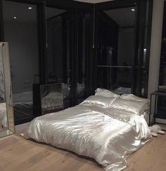 Room Ideas Bedroom, Bedroom Sets, Home Decor Bedroom, Target Bedroom, Decor Room, Bedrooms, Dream Rooms, Dream Bedroom, Satin Bedding