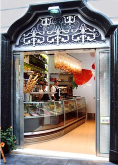 Sweet Life - Gelateria, Via Vittorio Veneto 104, Roma, design and made by RPM Proget